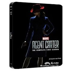 Agent Carter: The Complete First Season - Zavvi Exclusive Limited Edition Steelbook (UK Import ohne dt. Ton) Blu-ray