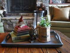 Image result for coffee table tray