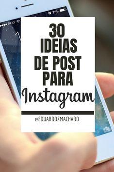 Marketing Online, Marketing Digital, Blog Tips, Web Design, Internet, Social Media, App, Business, Instagram Marketing