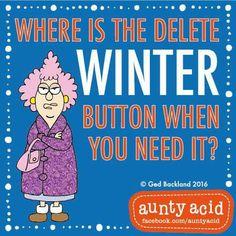 Delete the snow part anyway!