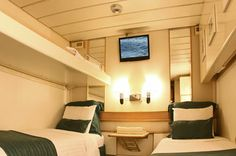 Cabina Exterior, Panama, Ceiling Lights, Bed, Room, Furniture, Home Decor, Cruises, Boats