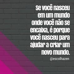 Seja a sua melhor versão!  #liçãododia #instaquotes #quotes #frases #escolhazen #minhaescolhazen