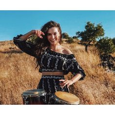 Turkish Women Beautiful, Turkish Beauty, Instagram Pose, Fall Shirts, Turkish Actors, Actors & Actresses, Off Shoulder Blouse, My Girl, Persona