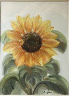 Upea auringonkukka