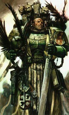 Dark Angels Company Master