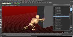 maya constraints, maya prop rigging tutorial, Animating with Constraints…