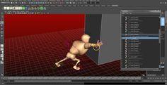 maya constraints, maya prop rigging tutorial, Animating with Constraints…