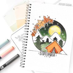 bullet journal ideas layout * bullet journal bullet journal ideas bullet journal layout bullet journal inspiration bullet journal doodles bullet journal weekly spread bullet journal ideas pages bullet journal ideas layout Bullet Journal Cover Page, Bullet Journal 2020, Bullet Journal Aesthetic, Bullet Journal Notebook, Bullet Journal Ideas Pages, Bullet Journal Spread, Bullet Journal Inspo, Journal Covers, Bullet Journal September Cover
