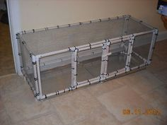 coop - great indoor coop, very lightweight
