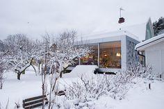 Gallery of Aluminum House / UNIT Arkitektur AB - 26