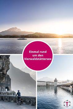 Einmal rund um den Vierwaldstättersee - Ausflugstipp Zentralschweiz Reisen In Europa, Das Hotel, Montenegro, Switzerland, Road Trip, Hotels, Lol, Tours, Bern