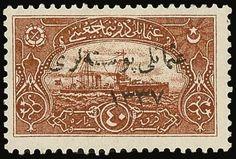 1921 (20 Apr.) Ottoman Navy stamp