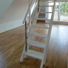 Die 27 besten Bilder von Treppe Dachboden | Attic ladder, Attic ...