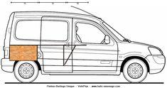 Peugeot, Mini Camper, Camping, Paragliding, Campervan, Van Life, Jaguar, Vans, Dreams