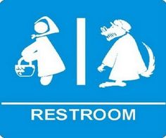 Story sign?-Creative And Funny Toilet Signs