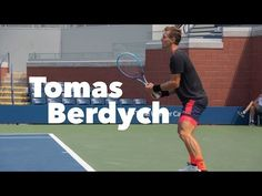 TOMAS BERDYCH Super SlowMotion by TennisAcademy101