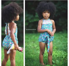 My goodness this girl is gorgeous!!! I hope she takes pride in hair just the way it is b/c I think it's AWESOME!!