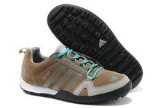 the best attitude c5f07 340d1 Adidas Daroga Two Læder Brun Blå Damesko. Emma · Adidas · Genial Adidas  Daroga Two 11 Leder Männer Schuhe Schwarz Blau Schuhe Online   Großhandel  ...