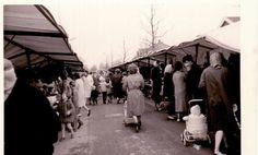 Parklaan Hoofddorp (jaartal: 1960 tot 1970) - Foto's SERC
