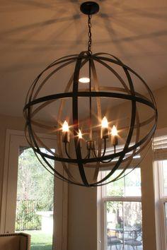 Entry lighting inspo
