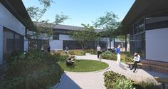 Acute Mental Health Inpatient Facility at Belfast City Hospital - RPP Architects Ltd - Belfast | Architecture - Interiors - Planning