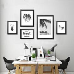 B&W prints from AliExpress