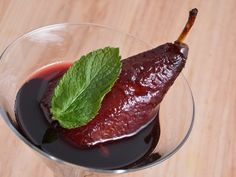 Receta | Peras al vino - canalcocina.es