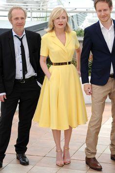 Festival de Cannes 2016. Kirsten Dunst de Dior (I)