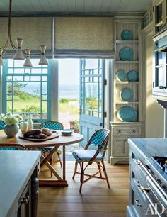 Steven Gambrel Hampton's kitchen
