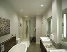 Contemporary Full Bathroom - Found on Zillow Digs. What do you think?
