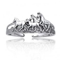 Equestrian Jockey Horse Pony Charm Bead For Women For Teen Oxidized 925 Sterling Silver Fits European Bracelet
