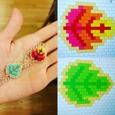 Peyote Stitch Patterns, Seed Bead Patterns, Beaded Jewelry Patterns, Beading Patterns, Bracelet Patterns, Fuse Beads, Perler Beads, Seed Beads, Beading Projects