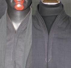Star Wars  - Darth Maul costume reproduction walkthrough