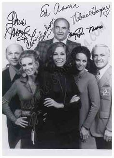Mary Tyler Moore Show - loved Ted Baxter!