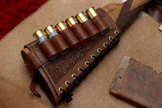 steampunk weapon holder