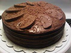 Terry's Chocolate Orange Cake More