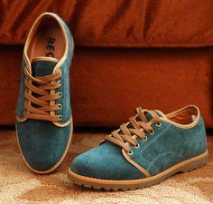 Frete Grátis, Promoção de alta qualidade da moda Sapatos masculinos esportivos, sapatos estilo coreano formação Boy Tênis de