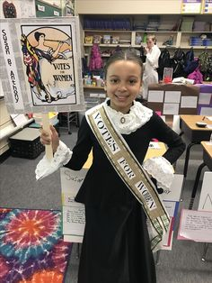 Biography Project, Character Dress Up, Susan B Anthony, Women Facts, Museum Poster, Dress Up Day, Wax Museum, School Fun, School Stuff