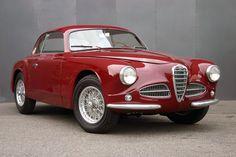 1952 Alfa Romeo 1900C Sprint.
