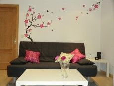 Plum Blossom Wall Stickers