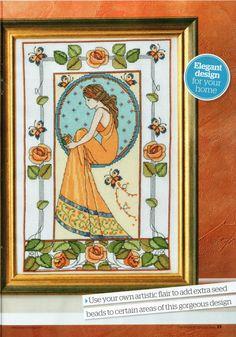 Gallery.ru / Фото #17 - The world of cross stitching 154 - tymannost
