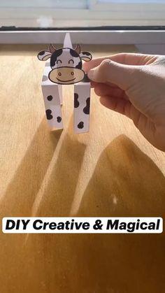 Diy Crafts For Girls, Diy Crafts To Do, Cute Crafts, Toddler Crafts, Preschool Crafts, Diy For Kids, Paper Crafts Origami, Diy Origami, Oragami