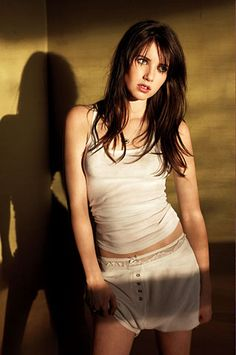 Emma Roberts as Scarlet -Scarlet-The Lunar Chronicles.