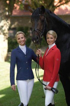 Womens show jumping jackets