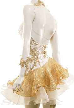 K3880 Professional women ballroom latin salsa chacha samba dance dress tutu UK 4   eBay