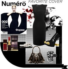 """""""Favorite Cover-C153"""" by mykt ❤ liked on Polyvore"""