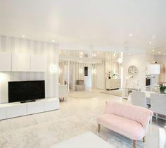 img_20161010_194947 Beige Living Rooms, Living Room Bedroom, Living Room Interior, Living Room Decor, Bedroom Decor, Remodeling Mobile Homes, Home Remodeling, Sofa Styling, White Decor