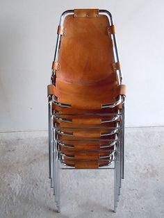 Charlotte Perriand Le Corbusier Les Arcs Chair