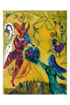 'The Dance' (1950-1952) Mark Chagall