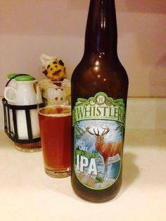 Lost Lake IPA by Whistler Brewing company at 6.8%